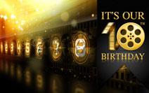 10 Years of CinemaParadiso.co.uk