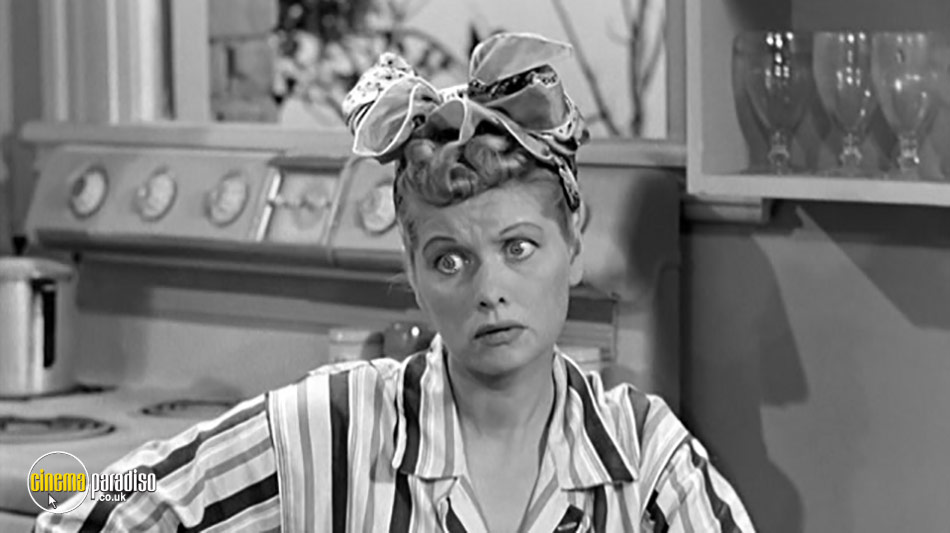 I Love Lucy: Series online DVD rental