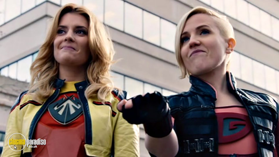 Electra Woman and Dyna Girl online DVD rental