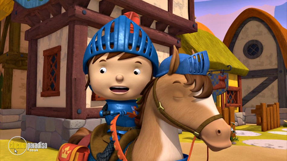Mike the Knight: The Magical Challenge online DVD rental