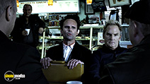 A still #49 from Justified: Series 5 (2014) with Jere Burns and Walton Goggins