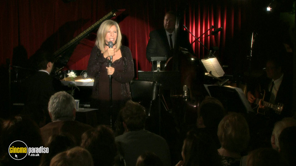 Barbra Streisand: One Night Only (aka One Night Only: Barbra Streisand and Quartet at the Village Vanguard) online DVD rental