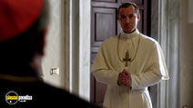 A still #33 from The Young Pope (2016) with Jude Law