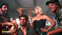 A still #1 from Hands of Steel (1986) with Janet Agren and Daniel Greene