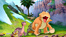 A still #44 from The Land Before Time 14: Journey of the Brave (2016)
