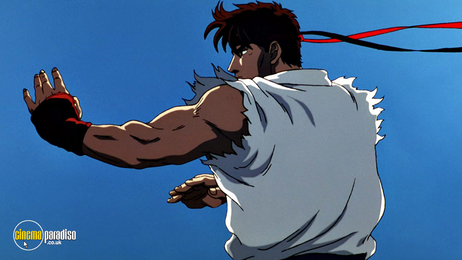 Street Fighter II: The Animated Movie (aka Sutorîto Faitâ II gekijô-ban) online DVD rental