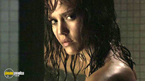A still #20 from Machete with Michelle Rodriguez