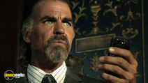 A still #22 from Machete with Jeff Fahey