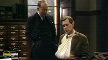 A still #7 from Lord Peter Wimsey: Five Red Herrings (1975)