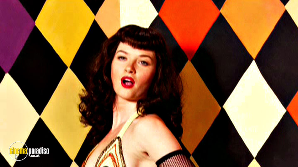 The Notorious Bettie Page online DVD rental