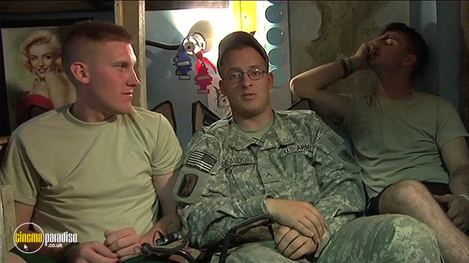 Where Soldiers Come From online DVD rental