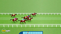A still #14 from Horse Racing: Interactive