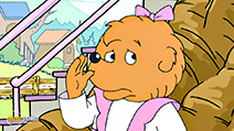 A still #5 from The Berenstain Bears: Go to School (2002)
