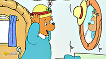 A still #4 from The Berenstain Bears: Go to School (2002)