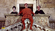 A still #6 from A Funny Thing Happened on the Way to the Forum (1966)