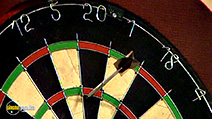 A still #23 from Eric Bristow's First Embassy Victory 1980 (1980)