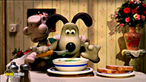 A still #9 from Wallace and Gromit: A Matter of Loaf and Death (2008)