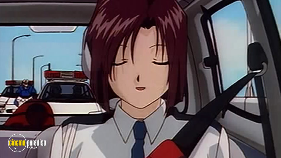 You're Under Arrest: The Complete OVA's (aka Taiho shichauzo) online DVD rental