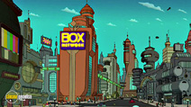 Still #2 from Futurama: Bender's Big Score