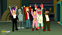 Still #5 from Futurama: Bender's Big Score