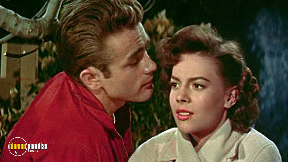 Rebel Without a Cause online DVD rental