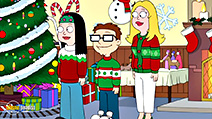 A still #35 from American Dad!: Christmas with the Smiths (2009)