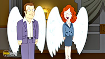 A still #32 from American Dad!: Christmas with the Smiths (2009)