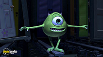 A still #8 from Monsters Inc. (2001)