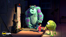 A still #7 from Monsters Inc. (2001)