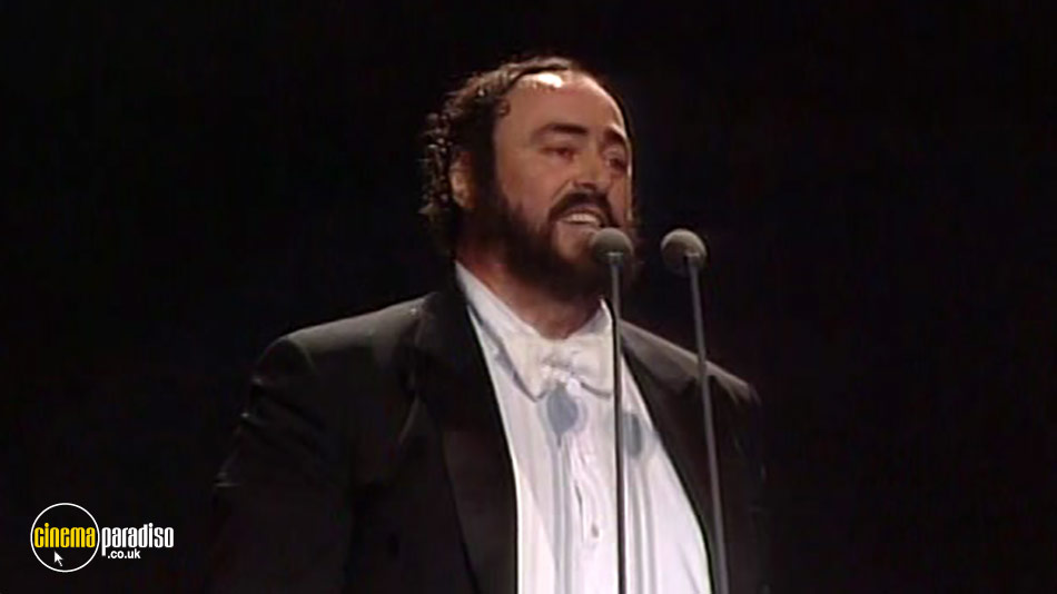 Luciano Pavarotti: The Event online DVD rental