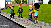 A still #7 from Fireman Sam: Rescue Pack (2011)