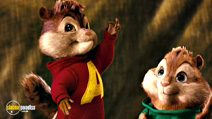 A still #25 from Alvin and the Chipmunks