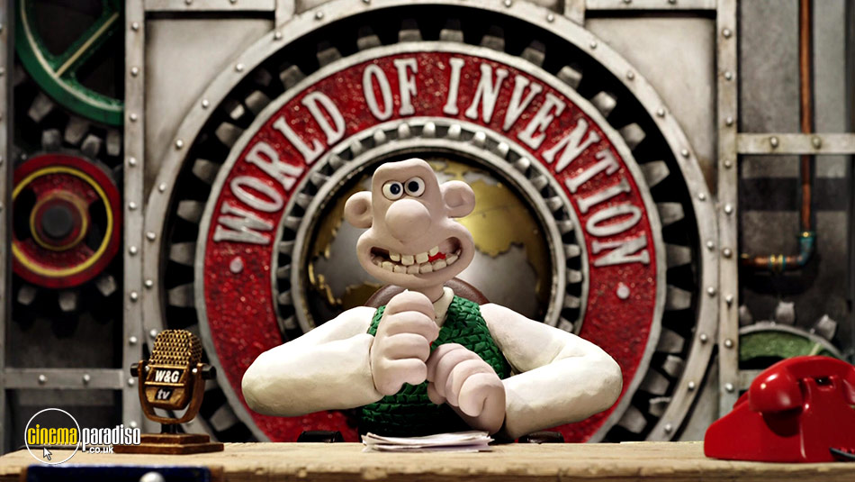 Wallace and Gromit's World of Inventions online DVD rental