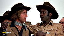 A still #4 from Blazing Saddles: 30th Anniversary Special Edition (1974)