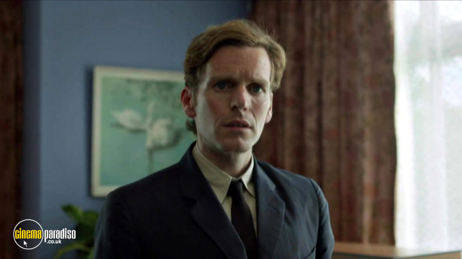 Endeavour: Series 4 online DVD rental