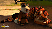 A still #9 from Kung Fu Panda (2008)