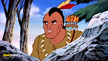 A still #6 from The Adventures Of Pocahontas, Indian Princess (1994)