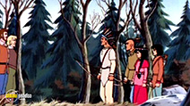 A still #8 from The Adventures Of Pocahontas, Indian Princess (1994)
