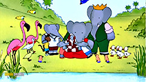 A still #5 from Babar: King of the Elephants (1999)