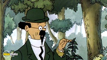 A still #22 from The Adventures of Tintin: Vol.4 (1992)