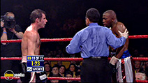 A still #6 from Calzaghe vs. Lacy (2006)