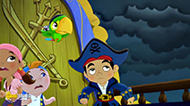 A still #7 from Captain Jake and the Never Land Pirates: The Great Never Sea Conquest! (2016)