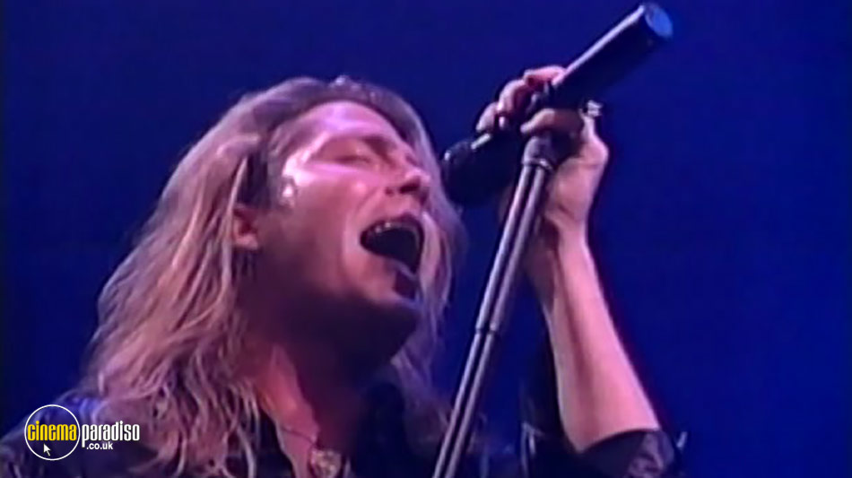 Royal Hunt: Future's coming from the Past - Live in Japan 1996/1998 online DVD rental
