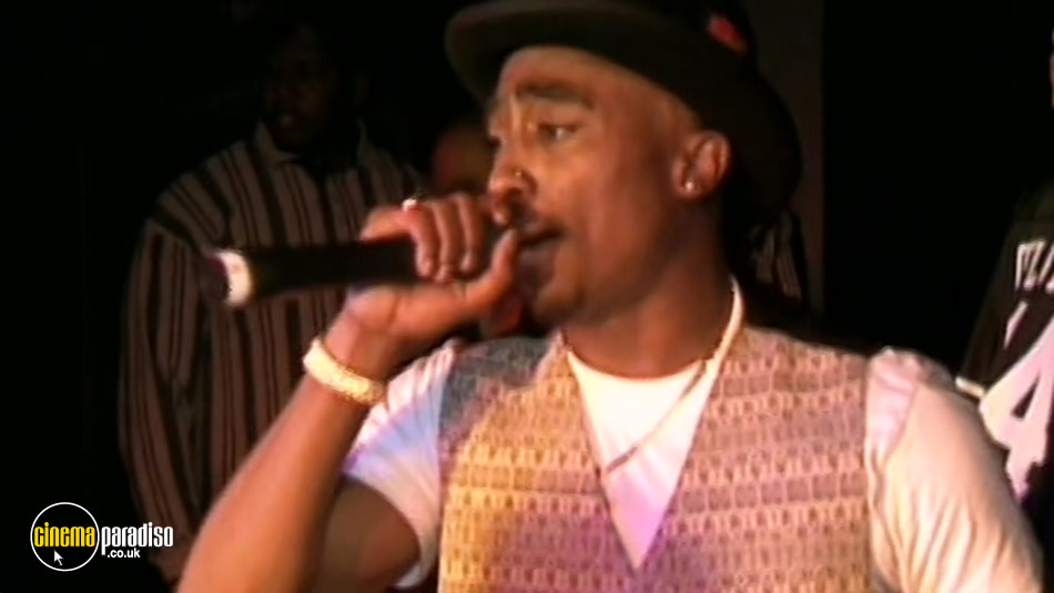 Tupac: The Complete Live Performances online DVD rental