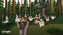 Still #6 from Family Guy: It's a Trap!