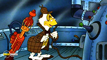 A still #2 from Count Duckula: Series 2 (1989)