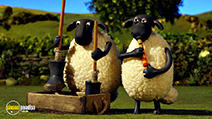 A still #6 from Shaun the Sheep: Pizza Party (2016)