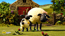 A still #2 from Shaun the Sheep: Pizza Party (2016)