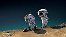 A still #9 from Space Dogs: Adventure to the Moon (2014)