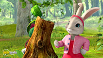 A still #34 from Peter Rabbit: The Tale of the Great Breakout (2013)